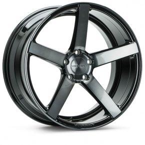 CV3-R-Tinted-Gloss-Black-Angled