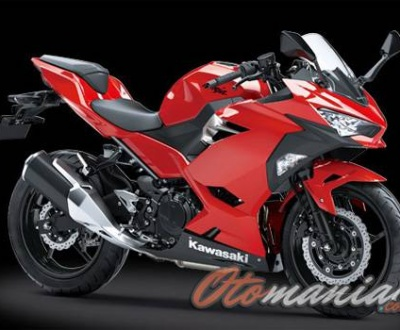 Pajak Motor Kawasaki Ninja 250